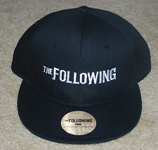 SDCC 2013 EXCLUSIVE FOX THE FOLLOWING PROMO CAP BRAND NEW