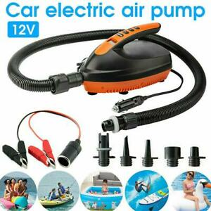 20PSI 12V Intelligent Electric High Pressure Pump For SUP Paddle Board Air Pump