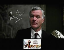 Photo - Phillip Voss in person signed autograph - James Bond - Octopussy