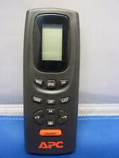 APC Y612BF Air Conditioner Remote Control