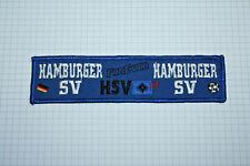 Aufnäher Hamburg - HSV live - Forever