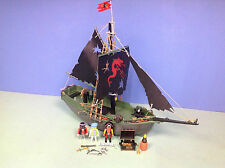 (K123) Playmobil bateau pirates ref 5238