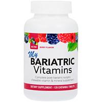 My Bariatric Vitamins Chewable Bariatric MultiVitamin, Berry Flavor (120 ct)