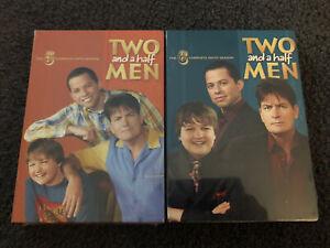 TWO AND A HALF MEN SEASONS 5 & 6 DVD REGION 1