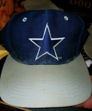 Dallas Cowboys Hat Vintage Snapback Cap 90's NFL Football the game rare!!