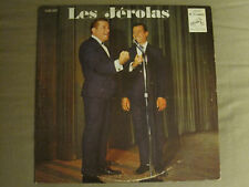 LES JEROLAS S/T LP '65 RCA GALA CGP-207 RARE FRANCE FRENCH POP CHANSON VG+