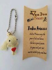 Lucky Mini VooDoo Doll Keychains (VooDoo Princess)
