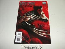 Wolverine Weapon X #2 Marko Djurdjevic Variant Marvel Comics 2009 Aaron Garney