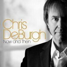Chris De Burgh Now and Then CD NEW
