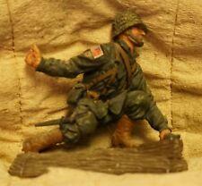 Series 77 #77-16 US Paratrooper,101st Airborne, Sgt Michal Butler( Loc = J4)