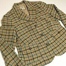 Chaquetas Mujer Plaid Para Ebay Abrigos Blazer Y Petites CnwnA6xqt7