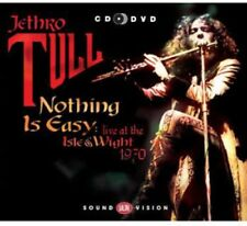 Jethro Tull - Nothing Is Easy: Live at the Isle of Wight 1970 [New CD] Bonus DVD