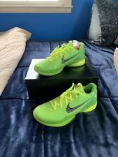Size 11- Nike Zoom Kobe 6 Protro Grinch 2020 DSWT OG ALL *IN HAND SHIPS FAST*