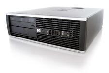 HP 6005 Pro SFF AMD Athlon II X2 B28 3,4GHz 8GB 160GB SSD Win 10 Pro Desktop