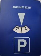 EAXUS   Elektronische mitlaufende Parkscheibe Parkuhr mit Uhrwerk  NEU