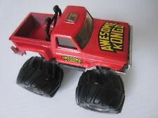 MATCHBOX, SC6, AWESOME KONG II, MONSTER TRUCK, SUPER CHARGERS, NO PACKAGING