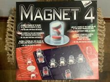 Magnet 4 Board Game by Diset (1996, CIB) ENGLISH & SPANISH