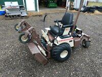 2014 623 Grasshopper zero turn mower