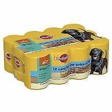 Pedigree Mixed Chunks in Jelly 12 Pack - 385g - 701713