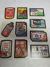 1974 Topps Wacky Paquets
