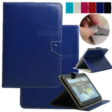 "For Onn 7"" 8"" 10.1"" inch Tablet Tablets - Universal Leather Stand Case Cover US"
