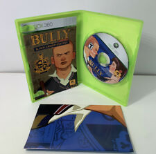 Bully: Scholarship Edition (Microsoft Xbox 360 & Xbox One) COMPLETE MAP/MANUAL
