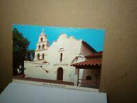 MISSION SAN DIEGO ALCALA California ELLIS SAWYER Western Pub CURTEICHCOLOR 1973