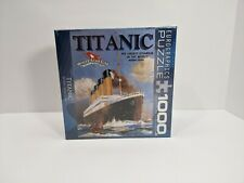 RMS Titanic White Star Line 1000 Piece Eurographics Puzzle NEW in BOX Sealed