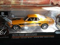Highway 61 1970 Ford Mustang Mach 1 Twister Special 1:18 Scale Diecast Model Car