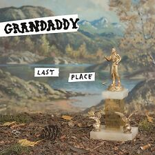 GRANDADDY - LAST PLACE   VINYL LP NEU
