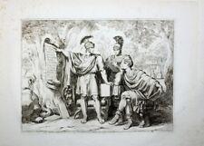 Rom Roma Triumvirat Lepidus Octavian Augustus Marcus Antonius Reno Proskription