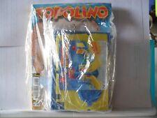 TO6 TOPOLINO n. 2555 EDICOLA BLISTERATO Gadget Deposito di Zio Paperone
