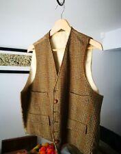 Vintage 1960's tweed jacket and waistcoat