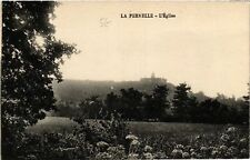 CPA  La Pernelle - L'Eglise  (632690)