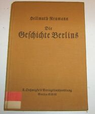Hellmuth Neumann - Die Geschichte Berlins