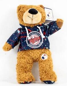 Minnesota Twins Licensed MLB Good Stuff Plush Teddy Bear