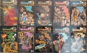 Sandman graphic novel/TPB lot run #1-10 COMPLETE 30th Anniversary SET Vertigo