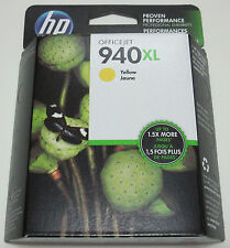 Genuine HP 940 XL high yield yellow ink for Officejet Pro 8500 8000 8500A HP940