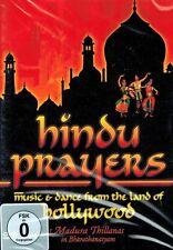 DVD NEU/OVP - Hindu Prayers - Music & Dance From The Land Of Bollywood