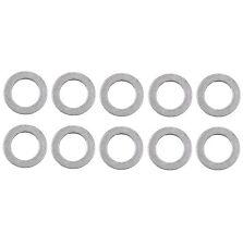 10 Ishino Stone For Honda Acura Oil Drain Plug Crush Washers Gaskets 94109 14000