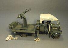JOHN JENKINS WW1 THE GREAT WAR GWB-50 THORNYCROFT TRUCK WITH AA GUN MB