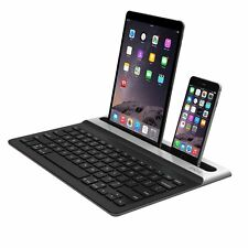 ZAGG Limitless, Full-Size Bluetooth Keyboard for Apple, Windows, Android (Black)