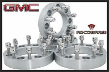 4 Pc 1999-2010 GMC Sierra 2500HD 3500HD | 8x6.5 To 8x6.5 | 3 "