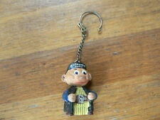 KEY-RING CONTINENTAL RADIAL TOY?  ADVERTISING FIGURE   5 CM HIGH TYRES BANDEN