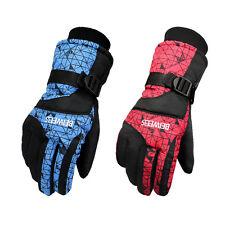 Men's Ski Gloves Mittens Thermal Winter Sports Snowboard Snowboarding  Gloves