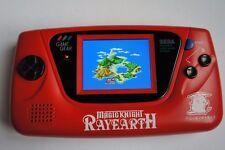 Sega game gear edition rayearth refaite à neuf avec nouvel écran LCD