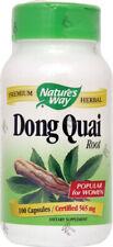 Dong Quai Root, Nature's Way, 100 capsule
