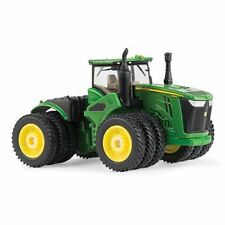 NEW John Deere 9570R w/Triples, Collector Card, Ages 3+, 1/64 Scale (LP53356)