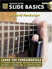 Acoustic Guitar Slide Basics by Hamburger, David