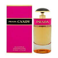Prada Candy 1.7 Oz Eau De Parfum Spray For Women SEALED NEW BOX